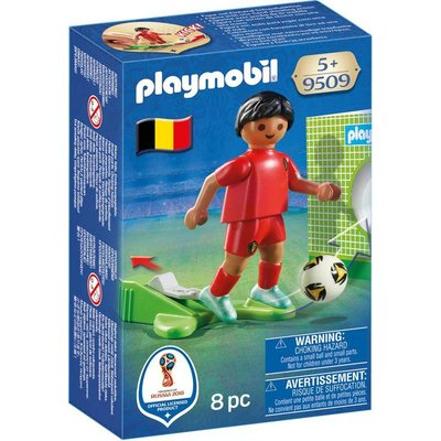 Playmobil Playmobil FIFA Voetballer België 9509