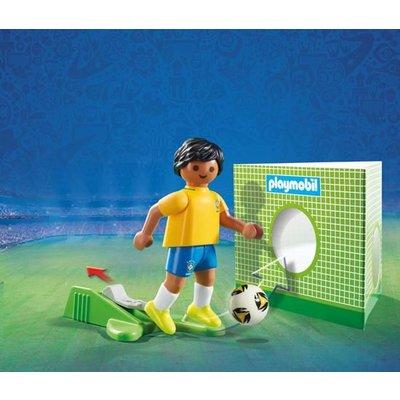 Playmobil Playmobil FIFA Voetballer Brazilië 9510