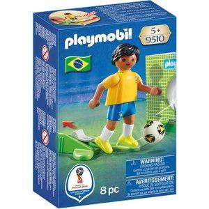 Playmobil FIFA Voetballer Brazilië 9510