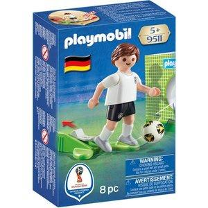 Playmobil FIFA Voetballer Duitsland 9511