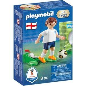 Playmobil FIFA Voetballer Engeland 9512