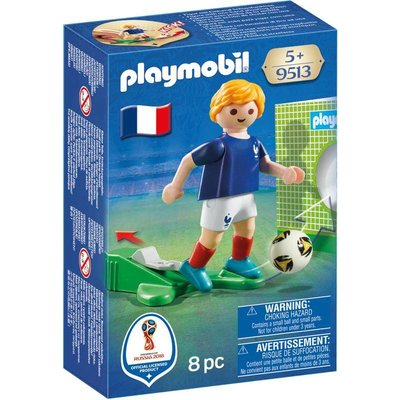 Playmobil Playmobil FIFA Voetballer Frankrijk 9513