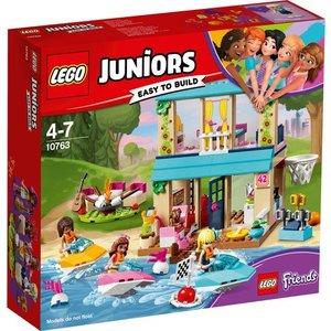 Lego Juniors Stephanie's Huisje aan het Meer 10763