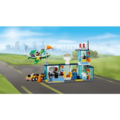 Lego Lego Juniors City Central Luchthaven 10764