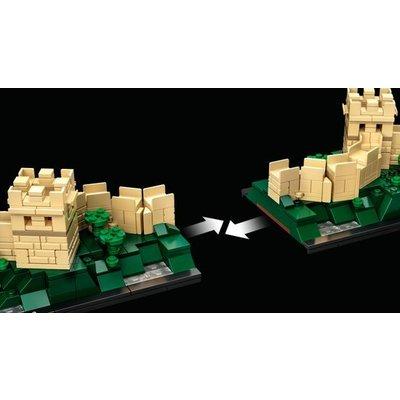 Lego Lego Architecture De Chinese Muur 21041