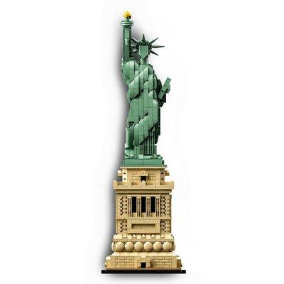 Lego Lego Architecture Vrijheidsbeeld 21042