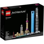 Lego Lego Architecture Shanghai 21039