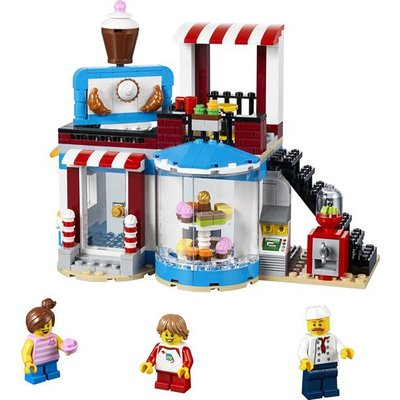 Lego Lego Creator Modulaire Zoete Traktaties 31077