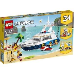 Lego Creator Cruise Avonturen 31083
