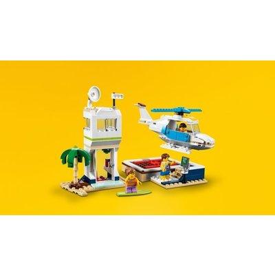 Lego Lego Creator Cruise Avonturen 31083