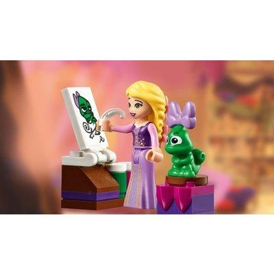 Lego Lego Disney Princess Rapunzel's Slaapkamer 41156