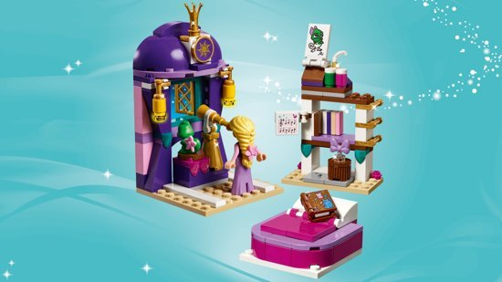Top Lego Disney Princess Rapunzel's Slaapkamer 41156 - ABCToys.nl SD38