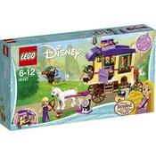 Lego Lego Disney Princess Rapunzel's Caravan 41157