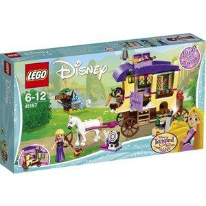 Lego Disney Princess Rapunzel's Caravan 41157