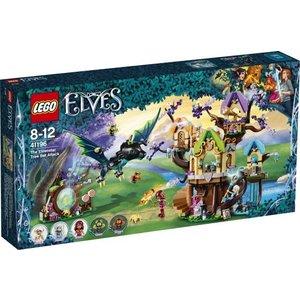 Lego Elves Vleermuisaanval bij Elvenstarboom 41196