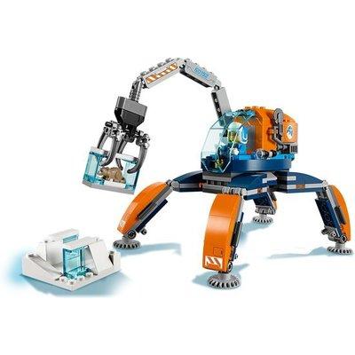 Lego Lego City Arctic Poolijscrawler 60192