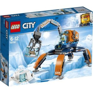 Lego City Arctic Poolijscrawler 60192