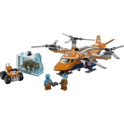 Lego Lego City Arctic Poolluchttransport 60193