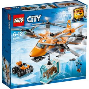Lego City Arctic Poolluchttransport 60193