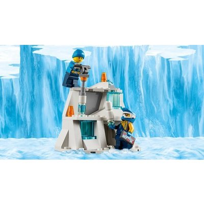 Lego Lego City Arctic Poolonderzoekstruck 60194