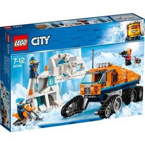 Lego City Arctic Poolonderzoekstruck 60194