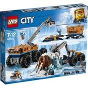 Lego Lego City Arctic Mobiele Onderzoeksbasis op de Noordpool 60195
