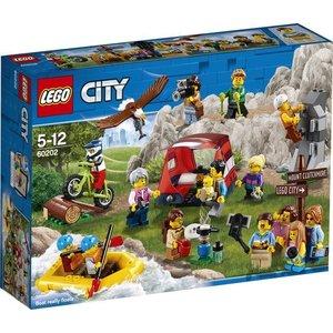 Lego City Personenset Buitenavonturen 60202
