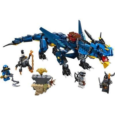 Lego Lego Ninjago Stormbringer 70652