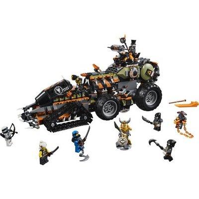 Lego Lego Ninjago Dieselnaut 70654