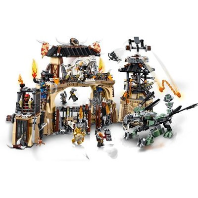Lego Lego Ninjago Drakenkuil 70655