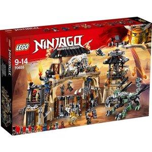 Lego Ninjago Drakenkuil 70655