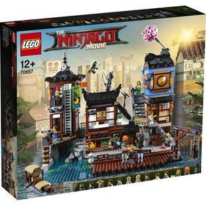 Lego Ninjago Cityhaven 70657