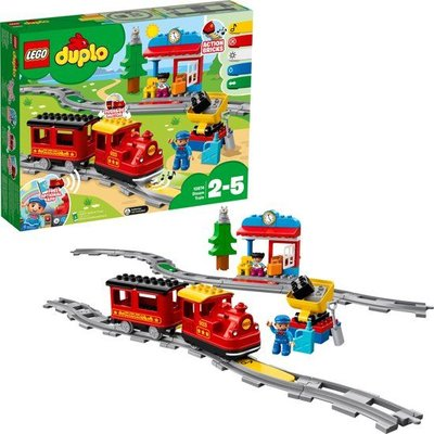Lego Duplo Lego Duplo Goederentrein 10875