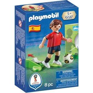 Playmobil FIFA Voetballer Spanje 9517