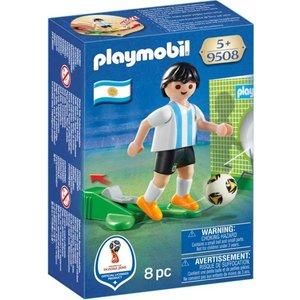 Playmobil FIFA Voetballer Argentinië 9508