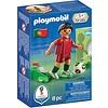 Playmobil Playmobil FIFA Voetballer Portugal 9516
