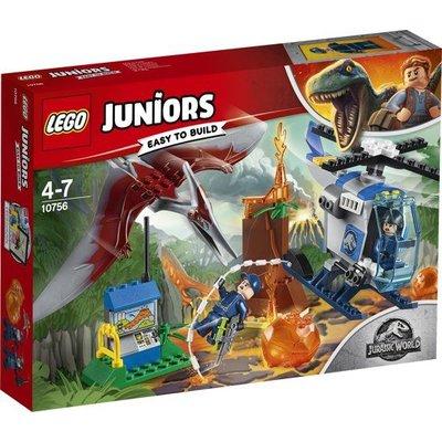 Lego Lego Juniors Ontsnappen aan de Pterandodon 10756