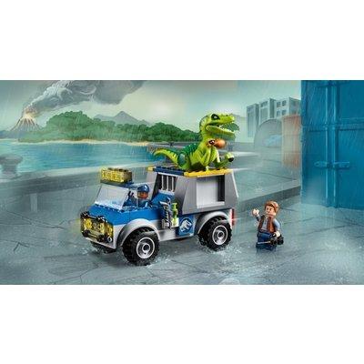 Lego Lego Juniors Raptor Reddingsauto 10757