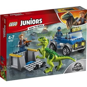 Lego Juniors Raptor Reddingsauto 10757