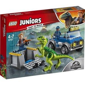 Lego Juniors Raptor Reddingsauto 10757