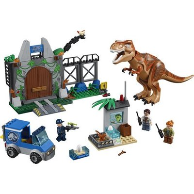 Lego Lego Juniors T-Rex Ontsnapping 10758