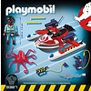 Playmobil Playmobil Ghostbusters Zeddemore met Waterscooter 9387