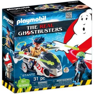 Playmobil Ghostbusters Statz met Luchtmoter 9388