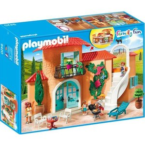 Playmobil Family Fun Vakantievilla 9420