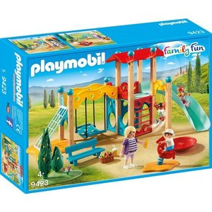 Playmobil Family Fun Grote Speeltuin 9423