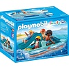 Playmobil Playmobil Family Fun Waterfiets met Glijbaan 9424