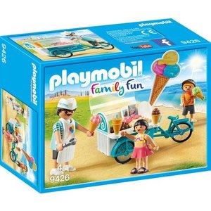 Playmobil Family Fun Ijsverkoper 9426