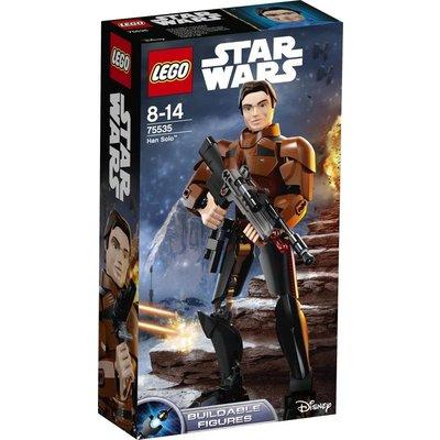 Lego Lego Star Wars Han Solo 75535