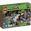 Lego Lego Minecraft De Zombiegrot 21141