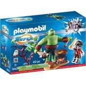 Playmobil Playmobil Super4 Reuzetrol met Ruby 9409